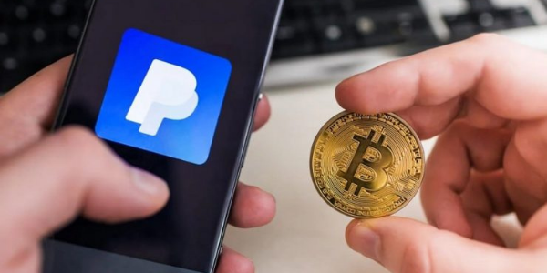 Cryptocurrency News Bitcoin Paypal