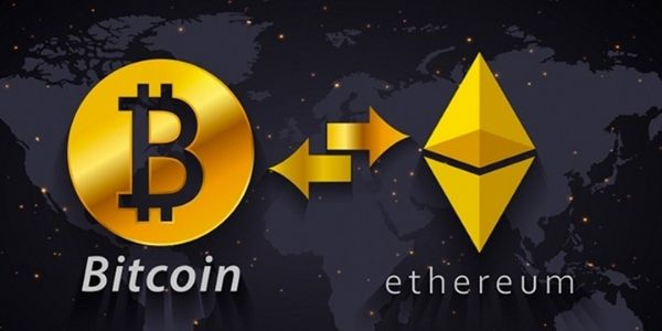 Cryptocurrency News Ethereum ETH Bitcoin BTC