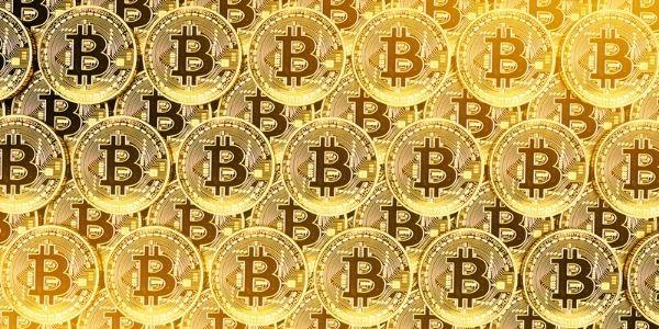 Vast amounts of Bitcoin