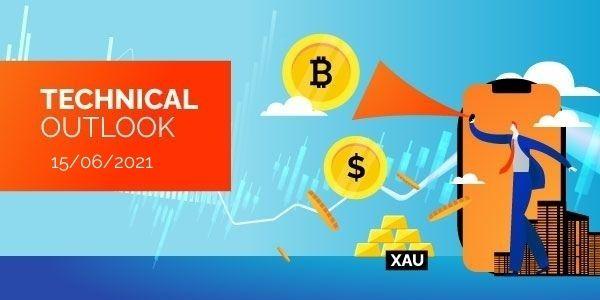Technical-Analysis-Bitcoin-EURUSD-Gold-15th-June